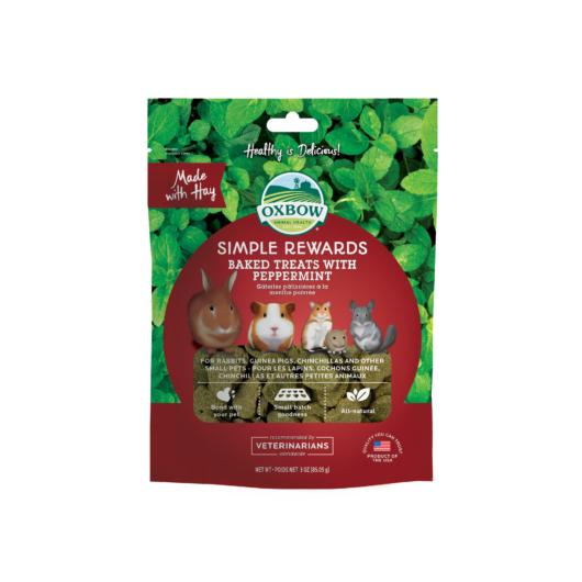 Oxbow Peppermint borsmentás jutalomfalat
