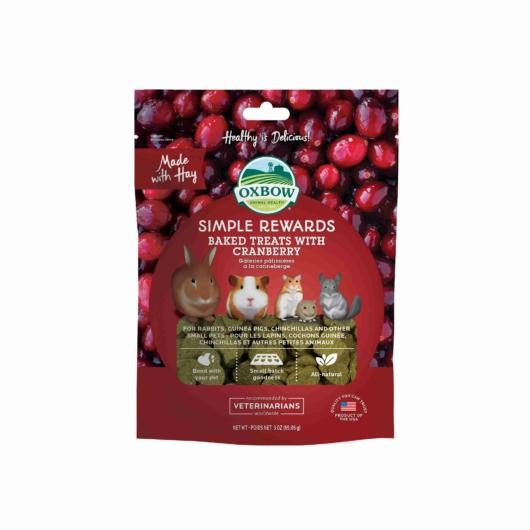 Oxbow Cranberry áfonyás jutalomfalat