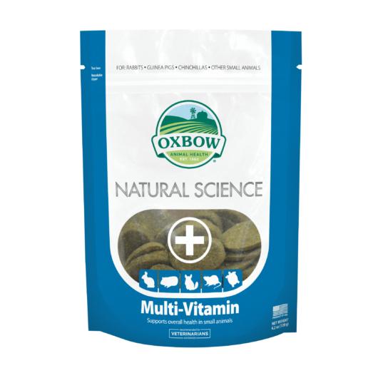 Oxbow Natural Science Multi-Vitamin